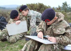 cadets-map-reading